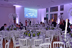 Seating area (James O'Hanlon) Tags: wongs liver building liverbuilding liverpool jewellers winter ball winterball barclays beth tweddle ray quinn celebrity event charity melanie sykes rayquinn bethtweddle