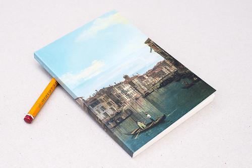 9407-Carnet // 10x15 // Venise