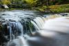 West Burton Falls (jong1982@ymail.com) Tags: westburton waterfalls lower flow longexposure moss national park yorkshire dales autumn green vivid river