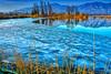 Blu' ice (giannipiras555) Tags: ghiaccio acqua lago riflessi montagne landscape alberi ice blu panorama nikonflickraward reflections lovers