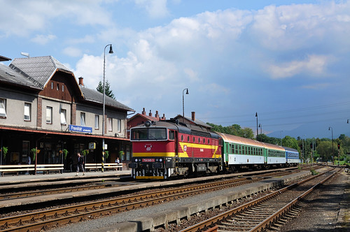 CD 754 049 met Os, Frenštát pod Radhoštěm, 30-08-2016