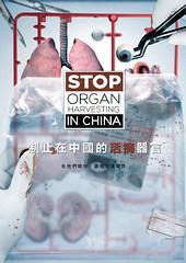 Organ toys 器官零件 (namelesschina) Tags: 活摘器官 中共 器官 海報 藝術 art poster organ china 共產黨 中國
