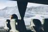 In the middle of blizzard (w a n d e r e r ▲) Tags: d610 50f14 cold snow pullman blizzard passengers vsco nature windows ice sicilia sicily trip shadow