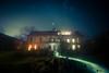 Palacio Los Gonzalvez (Aitor Cuadrado) Tags: 2016 lightpainting losgolzalves nocturnas nightexposure night d600 nocturna