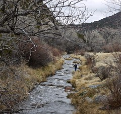 Trout Fishing, Jemez Springs, NM (Umnak) Tags: desert highdesert prepuebloan fourcorners