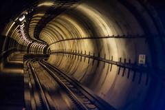 Stay Warm (Thomas Hawk) Tags: america california losangeles metrorail usa unitedstates unitedstatesofamerica subway subwaytunnel traintunnel tunnel fav10 fav25 fav50 fav100