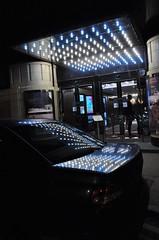 lights car action (4/365) (werewegian) Tags: glasgow film theatre gft lights car action werewegian scotland jan17 365the2017edition 3652017 day4365 4jan17