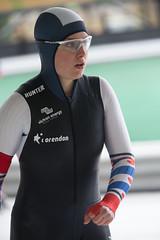 A37W1858 (rieshug 1) Tags: speedskating schaatsen eisschnelllauf skating nkjunioren nkafstanden knsb nkjuniorensprint sprint 5001000 langebaanschaaten utrecht devechtsebanen juniorena ladies dames 500m