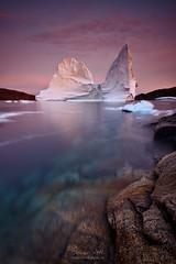 Two Towers (orvaratli) Tags: greenland photo tour adventure explore arctic iceberg glacier summer tasiilaq east ice snow sailing