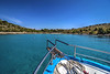 Lojen beach - Levrnaka (Kornati Excursions) Tags: kornatiexcursions kornati npkornati izletinakornate mikado zadar wwwmikadotourscom tours national park boattrip boat water summer lojena levrnaka sandy beach