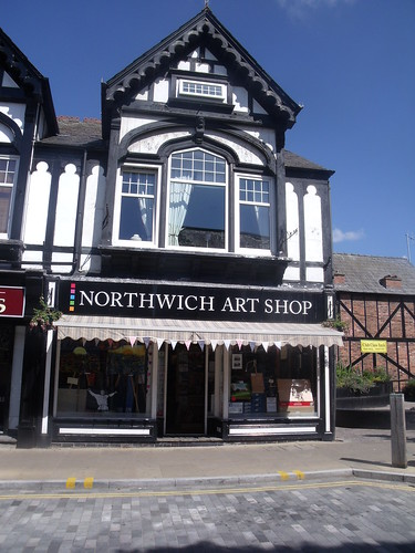 111 Witton Street, Northwich - Northwich Art Shop