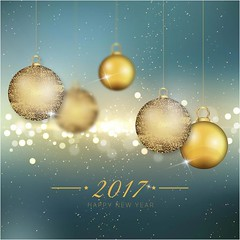 free vector Happy New Year 2017 With Merry Christmas Golden Balls (cgvector) Tags: backdrop background badge banner bow card celebration christmas decor decorative design discount element emblem etiquetas evergreen fir flag flower garland gift golden greeting happy happynewyear2017withmerrychristmasgoldenballs holiday icon illustration invitation isolated label labels mark menu merry merrychristmas needle new newyear nuevo pine red ribbon ribbons sale set snow snowflake star symbol tag tags tape template text vector vectors vintage weihnachts wreath xmas yea year