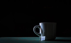 chasing happiness (auntneecey) Tags: 365the2017edition 3652017 day52365 21feb17 tea teabagwisdom lowkey playingwithlight teaagain