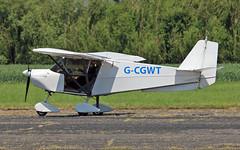 G-CGWT Skyranger Swift 912(1) (PlanecrazyUK) Tags: fly in sturgate 070615 egcv gcgwt skyrangerswift9121