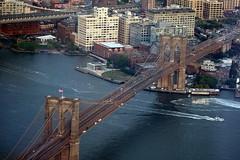 View  from One World Observatory (apardavila) Tags: nyc newyorkcity manhattan brooklynbridge eastriver seeforever oneworldtradecenter oneworldobservatory