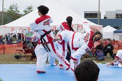 DC0_1227 (Eisbier) Tags: sport alaska training demo nikon do martial arts martialarts taekwondo anchorage tae tkd kwon champ blackbelt champmartialarts