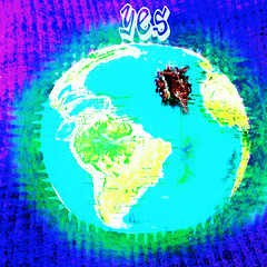 Cover (IngeHG) Tags: home globe yes thenetherlands throw week25 insectgadget fragilecover
