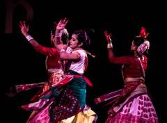 Bihu dancers