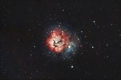 Nebulosa Trifida - M20 (MuriloMassa) Tags: astrometrydotnet:status=solved astrometrydotnet:id=nova1144983