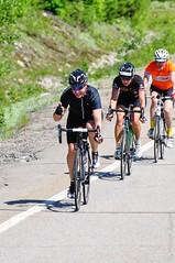 Cyclo_SanDonato_15-177 (Marian Spicer) Tags: road bike bicycle sport june race fun juin crowd route foule paysage success groupe vlo montagnes 125 trajet sandonato vnement comptition kilomtre nordet saintdonat cyclosportive russite lanaudire
