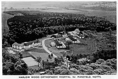 Harlow Wood Orthopaedic Hospital, Mansfield (robmcrorie) Tags: wood hospital children outdoor patient national doctor nhs heath service harlow nurse nottinghamshire tb mansfield treatment orthopaedic tuberculosis paediatrics