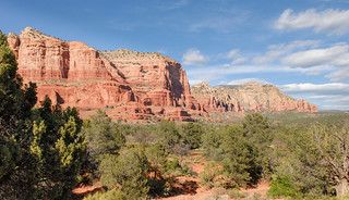 Blue Skies, Red Rocks-Explored