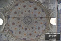 _D3U5448 Shahrizabz - Kok Gumbaz (Kék) mecset (Németh Viktor) Tags: blue viktor mosque uzbekistan kok gumbaz shahrisabz németh világutazó drnvq