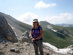 "Edita at Sella del Brecciaio • <a style=""font-size:0.8em;"" href=""http://www.flickr.com/photos/41849531@N04/19125307084/"" target=""_blank"">View on Flickr</a>"