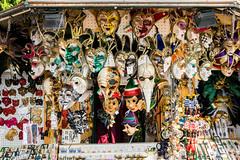 Masks in Venice (gergokoppany) Tags: venice summer vacation italy holiday water mask august masks tuscany