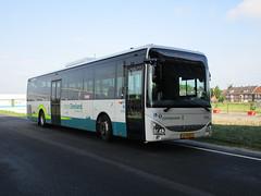 Connexxion bus 5552 Breda NS (Arthur-A) Tags: netherlands buses nederland zeeland breda autobus brabant noordbrabant bussen connexxion ivecobus doorzeeland
