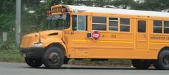 Brewster CSD #303 (ThoseGuys119) Tags: schoolbus icce icre brewsterny icfe bluebirdallamerican leonardbussales brewstercsd