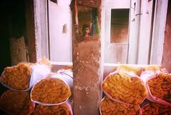 The man behind Vermicelli (Raja Islam) Tags: pakistan man factory dough small poor cottage eid business labour worker maker karachi preparation vermicelli sevian sivaian