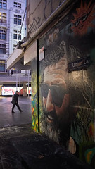 Union Lane (Leon Sammartino) Tags: morning streetart early union lane cbd grafetti