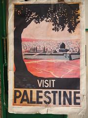 Visit Palestine!