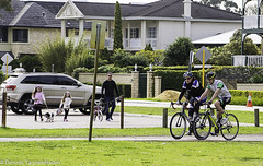Shared use (Denys Multimedia) Tags: birds cycling cyclists places perth swanriver activities applecrossforeshore