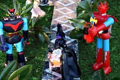 Paprihaven 0786 (MayorPaprika) Tags: horse castle set toy dc carriage princess barbie prince story diana wonderwoman batman 16 erika custom diorama direct brucewayne dragun shogunwarrior greatmazinga canoneos50d anneliesse jumbomachineder