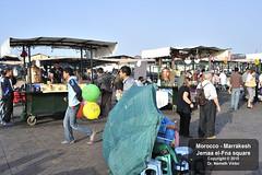 _D3S1543 Marrakesh - Jemaa el-Fna tr (Nmeth Viktor) Tags: viktor square morocco marrakesh jemaa elfna nmeth vilgutaz drnvq