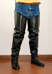 biker_style_runnerbull_tall_crotch_boots-(1) (runnerbull) Tags: man black men leather boots crotch uomo thigh biker tall bottes thighboots herren stiefel cuissardes extratall runnerbull