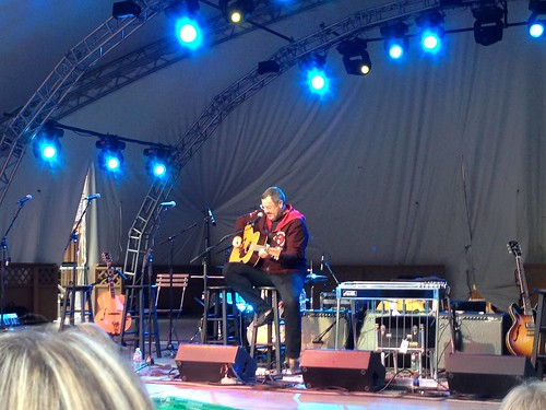 Vince Gill August 30, 2014