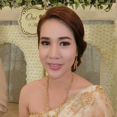 สวยสั่งได้ ......สวยใส โดนใจ ในวันที่สำคัญ ขอบคุณ คุณอุ๋ย ลูกค้าผู้น่ารักด้วยนะคับ ที่ให้เราดูแลในวันที่สำคัญที่สุด!!!! #4HEAD #HiarAndMakeup #นครพนม #แต่งหน้าเจ้าสาว #Bride #Makeup #BrideMakeup #ESTEELAUDER #shuumura #SEPHORA #redearth #naked #shiseido #