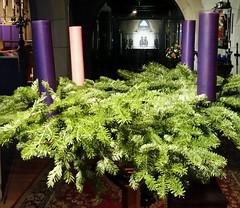 Advent 2016 (Saint John's Church, Passaic, New Jersey) Tags: saintjohnschurchpassaicnewjerseyusa episcopal episcopales anglican anglicanos anglocatholic anglocatolicos adventwreath coronadeadviento