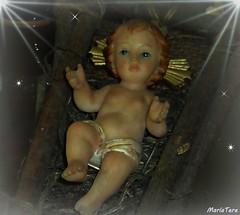 Niño Jesús.- (MariaTere-7) Tags: nacimiento navidad niño jesús maríatere7