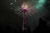 One More Look Before I Go (zenseas : )) Tags: fireworks newyears night dark spaceneedle seattlespaceneedlelowerqueenanne belltown seattle washington winter festive fun