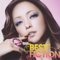Scans_Best Fiction  CD only (1) (Namie Amuro Live ♫) Tags: bestfiction bestalbum namie amuro 安室奈美恵 jacketsscans cdonly