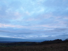 Winter clouds (ekaterina alexander) Tags: winter clouds night sky cissbury ring national trust findon ekaterina england alexander sussex landscape panorama photography pictures