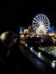 @ Xmas Market (Lady Valkyrie) Tags: project365 pad xmas market ferris wheel