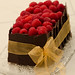 Chocolate Raspberry Gateau