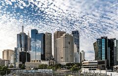 Melbourne (Max Pa.) Tags: melbourne australia australien city light architektur architecture sky skyline canon 5d 2470mm clouds