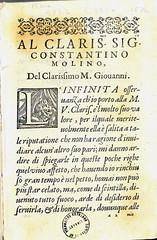 Ragazzola-Historiated woodcut initial-1576 (melindahayes) Tags: 1576 pc1645s8c31576 vocabulariodelasdoslenguastoscanaycastellana zenarodamiano ragazzolaegidio octavoformat casascristobaldelas spanish