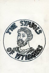 The Symbols of Pythagoras (Chris Murtagh) Tags: symbols pythagoras symbolsofpythagoras art philosophy pythagorean maxims sayings ancient greece pen ink line drawing thesymbolsofpythagoras chris murtagh